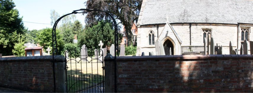 Header - Costock church and grounds