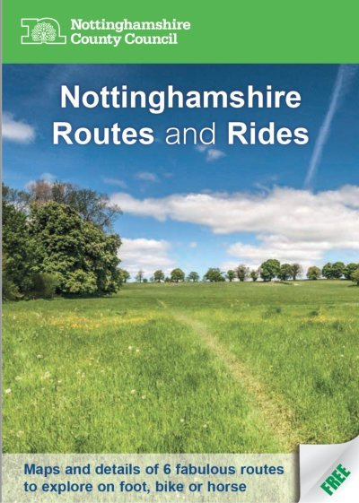 Image - Nottinghamshire Routes and Rides