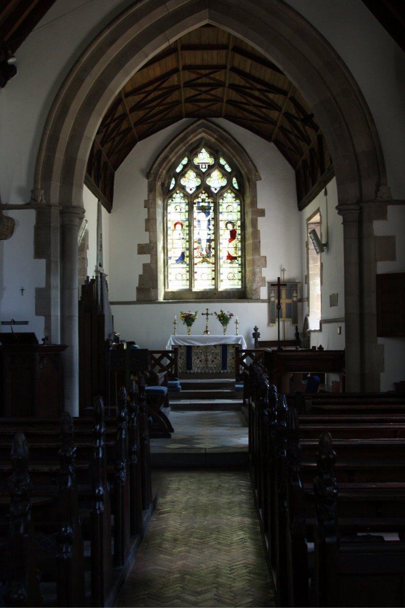 Costock Church Interior