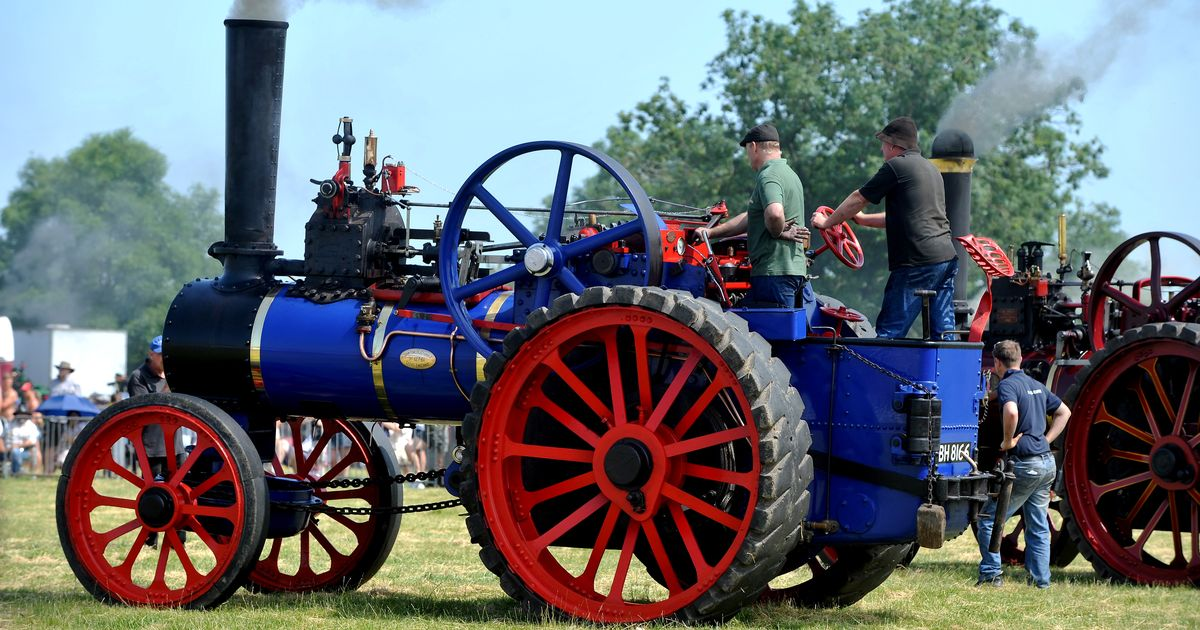 Photo - Rempstone Steam Rally
